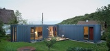 ContainerLove, a small modern house | LHVH Architekten