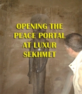 OPENING THE PEACE PORTAL AT LUXUR SEKHMET